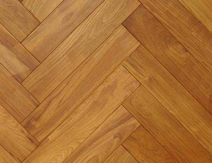 缅甸柚木实木地板木蜡油板