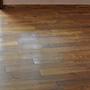 感谢:严先生拍照位于广东广州柚木地板的住所-用国森柚木品牌安装