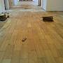感谢广西 黄先生360*125*18柚木地板木蜡油板铺装图
