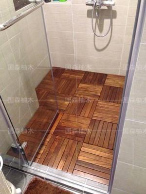感谢: 张先生拍照位于上海户外地板的居家