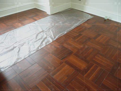 感谢:钱先生拍摄位于上海柚木地板的居家-用国森柚木地板品牌安装