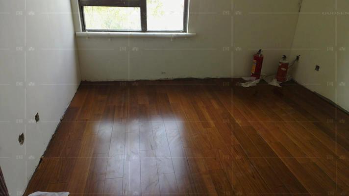感谢:邱小姐拍摄位于上海柚木地板的居家-用国森柚木地板品牌安装