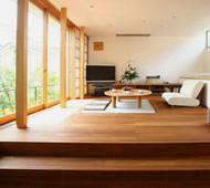 缅甸柚木实木地板木蜡油板910长