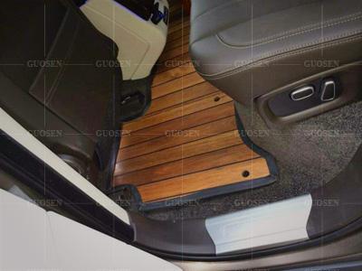 柚木汽车地板